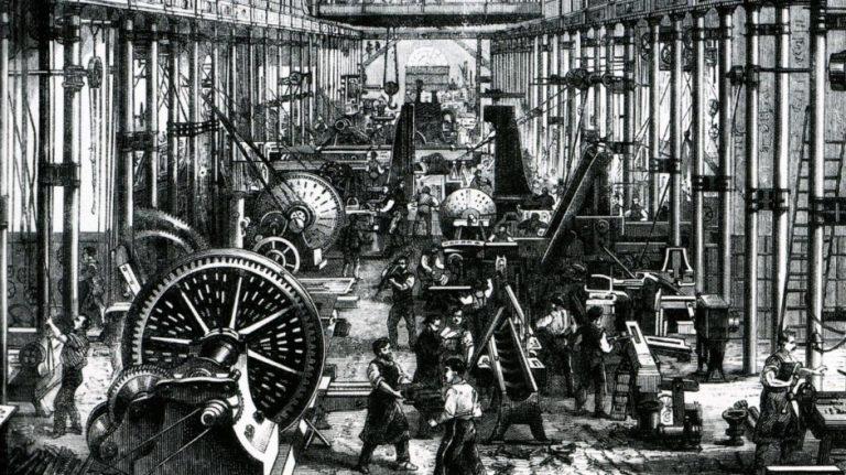 中國是不是最接近工業革命門檻的國度?