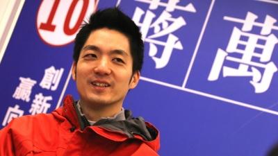 【選後專訪】藍營候任立委蔣萬安:國民黨沒有好好培養年輕人參政