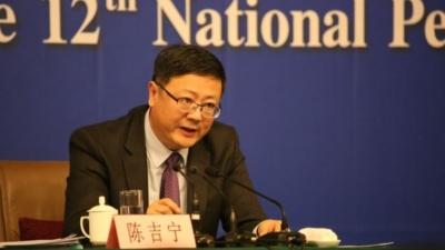 環保部長陳吉寧—從來就不是傳統的學院派