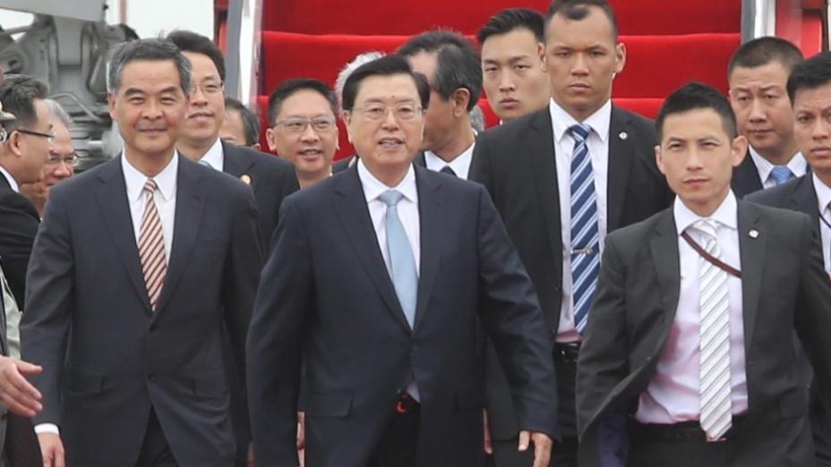 建設民主中國的路行盡了嗎?