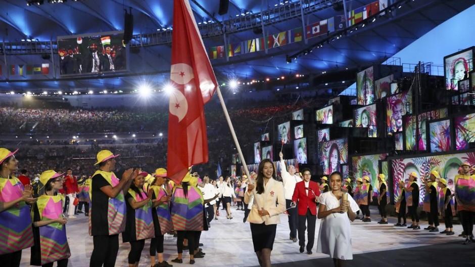 從奧運看香港的國際地位