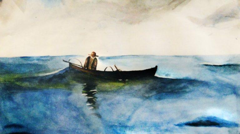 海明威的《老人與海》