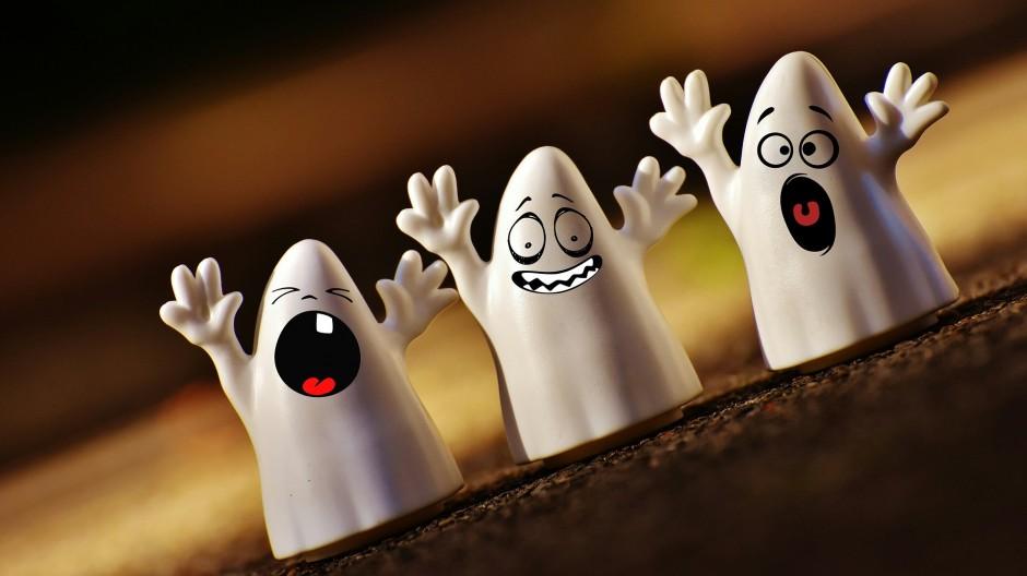 與其孩子受驚後補救,倒不如預防,代他們向西方鬼節說不。(Pixabay)