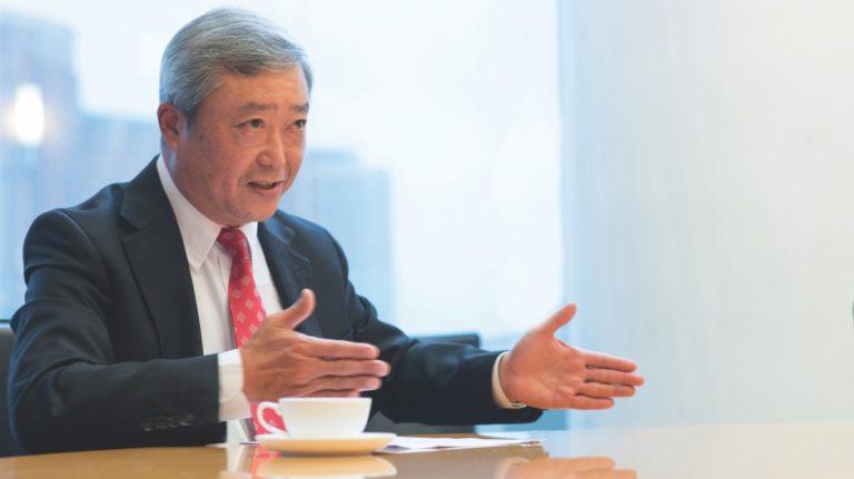 理大校董會主席陳子政先生(圖片:香港理工大學、灼見名家傳媒)