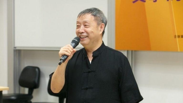 作家韓少功(香港科技大學圖片)
