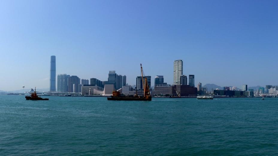 香港地理範圍的劃定權,牢牢掌握在北京手上。(Pixabay)