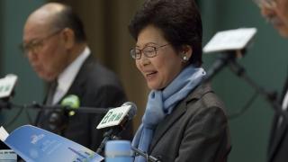 林鄭月娥:與教育者同行 締造香港教育驕人成就