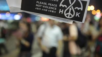 香港佔中運動給北京十個啟示