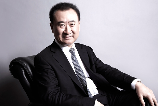 Wanda Group's Wang Jianlin has inked several mega deals with top international sports properties holders and secured partnership and sponsorship rights with FIFA, FIBA and UCI.