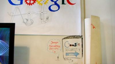 帶領未來的 Google《X檔案》