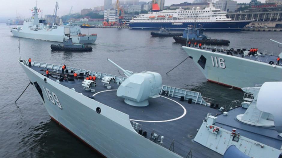 中國首次闡述最新軍事戰略——白皮書揭海軍大轉型