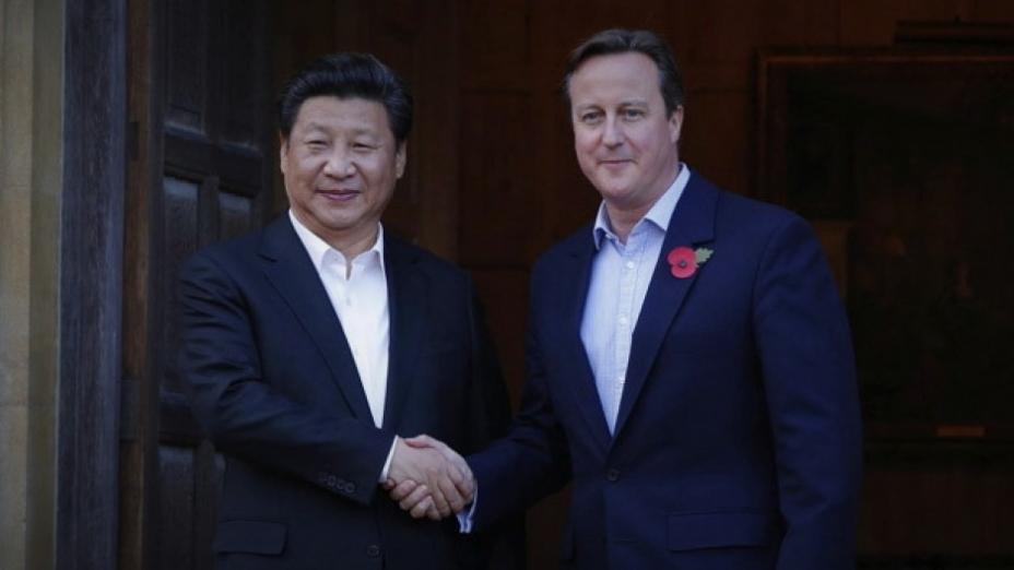 中英結伴迴避美國霸權政治
