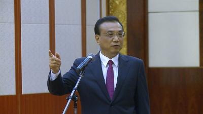 國務院總理李克強(亞新社)