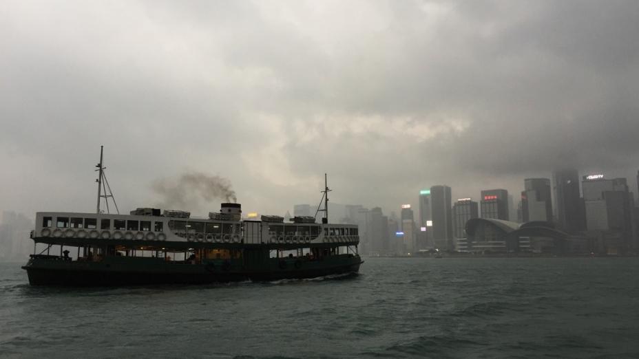 過去20年,粵港澳灣區變成了世界物流進出量最大的地區。(亞新社)