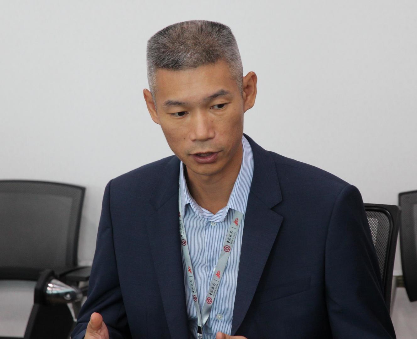 中國銀行胡志明市分行副行長別永春(灼見名家傳媒)