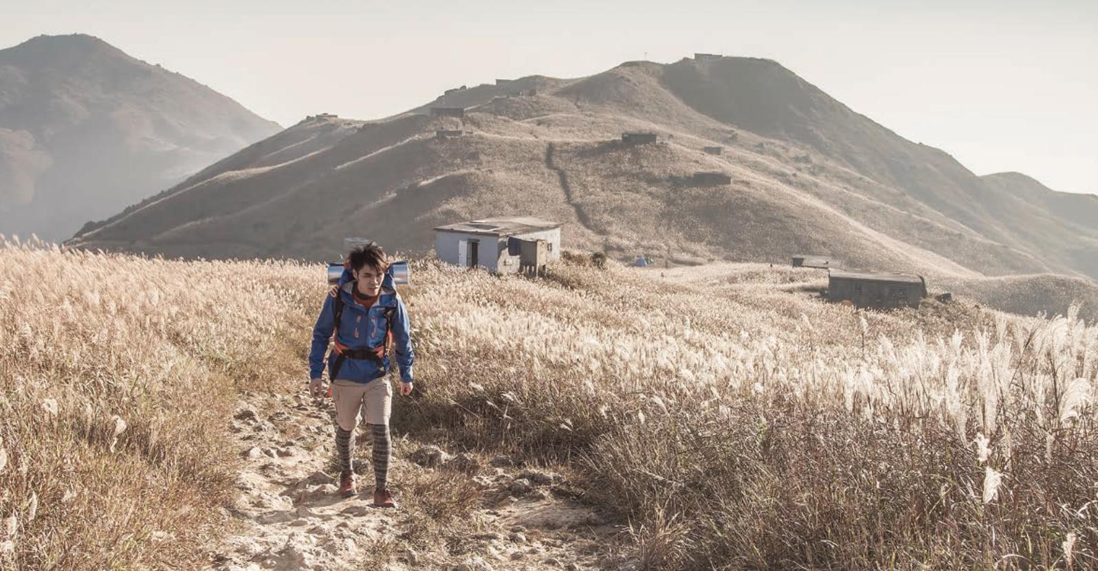 蘇嘉進形容,大自然對攝影師來說是靈感來源,亦是放鬆減壓的地方。