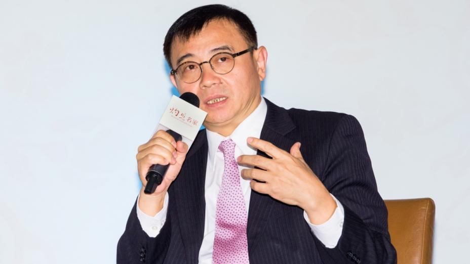 原高盛投資管理部中國副主席暨首席投資策略師哈繼銘(灼見名家傳媒)