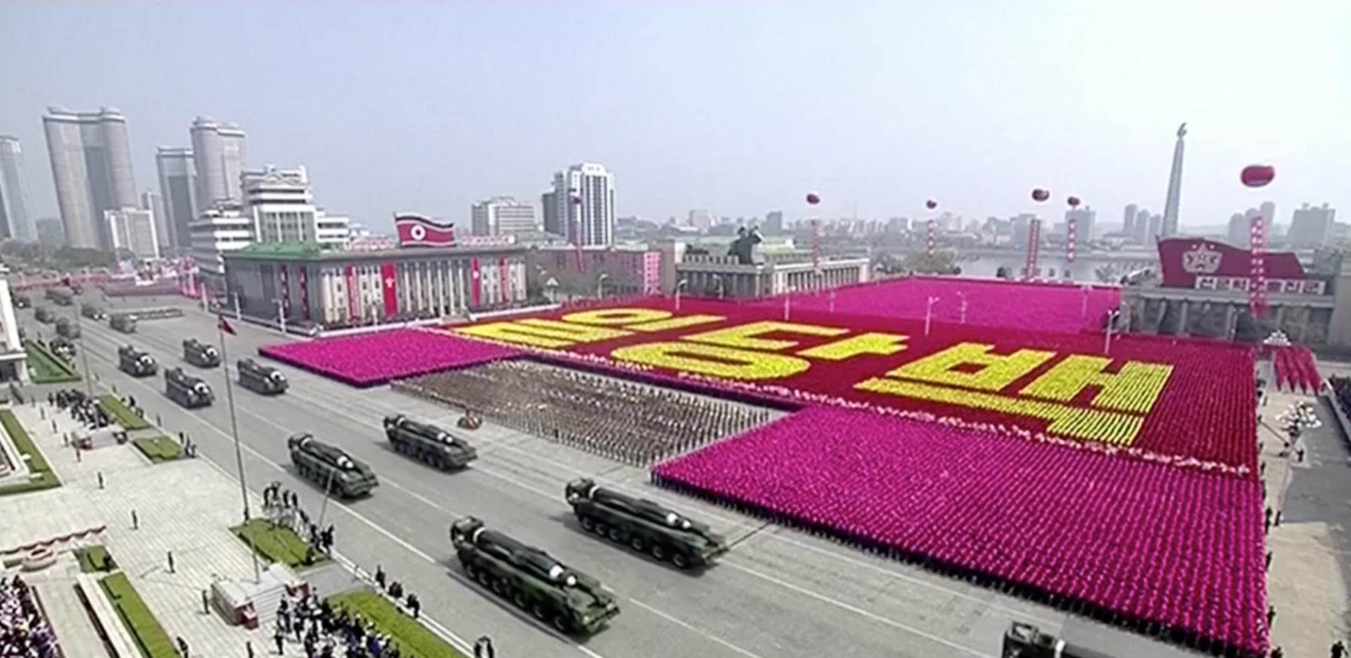 美軍一日不走,平壤一日也不會和首爾談和(亞新社)