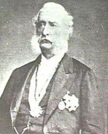 第六任港督麥當奴Richard MacDonnell(維基百科)