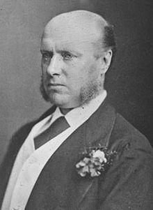 第五任港督羅便臣Hercules Robinson(維基百科)
