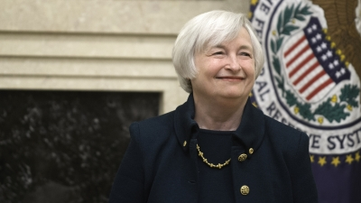 聯儲局之所以要縮表,是因為之前QE的時候把資產負債表弄得太大了,現在要把它縮回合理水平,才能正常化。(亞新社)