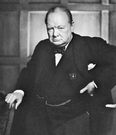 邱吉爾(Winston Churchill )