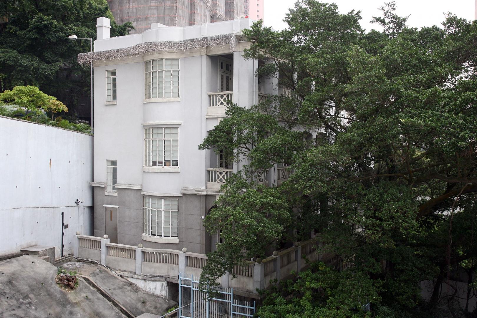 羅便臣道的倫敦傳道會大樓已經出售,現為私人物業。