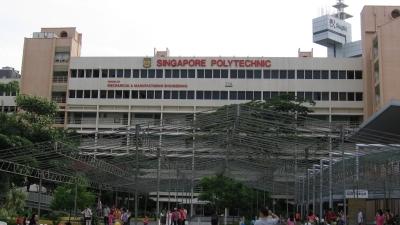 新加坡理工學院Singapore Polytechnic。(網絡圖片)