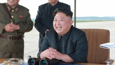 朝鮮半島亦是處於四戰之地,周遭強敵環伺,島上的南北韓都屬於古代所謂的衢國,要不就要向強敵臣服,要不就會被攻擊或佔領。(亞新社)