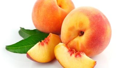 桃子中另有一個叫「芸香素」(Rutin)的天然「黃酮」。(網絡圖片)