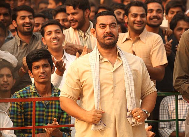 《打死不離三父女》由印度名演員阿米爾‧汗主演。(網上圖片)