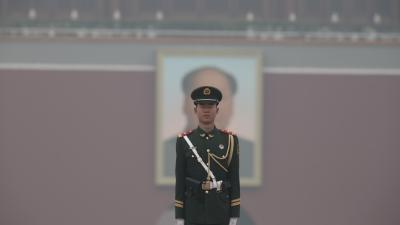 大國崛起通常是以百年為單位,中國在數十年內走完西方300年歷程,可謂人類史上奇蹟。(亞新社)