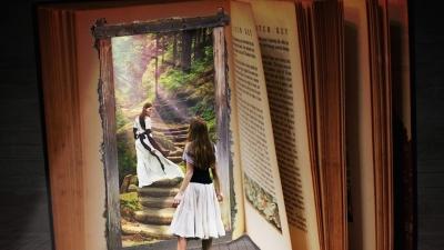 英國詩人多恩(John Donne)在佈道詞中這樣寫:「全體人類就是一本書,當一個人死亡,這並非有一章被從書中撕去,而是被翻譯成一種更好的語言。(Pixabay)