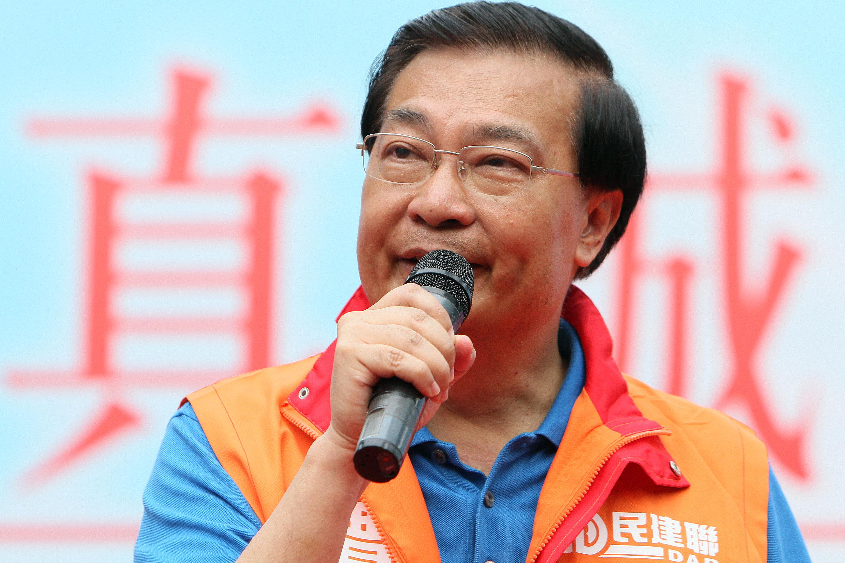 譚耀宗在港區人大代表選舉提名中獲得850多張提名票。(Wikipedia Commons)