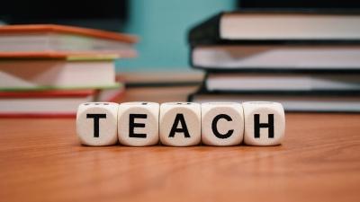 中學教育如何培養學生的學習興趣,是每位老師必須面對的課題。(pixabay)