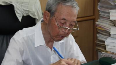 劉述先教授不但是中西哲學兼通的學人,更且對西方文學也有深邃的理解。(網絡圖片)