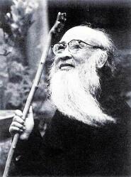 中國當代知名藝術家張大千,因其詩、書、畫與齊白石齊名,故又並稱為「南張北齊」。(Wikipedia Commons)