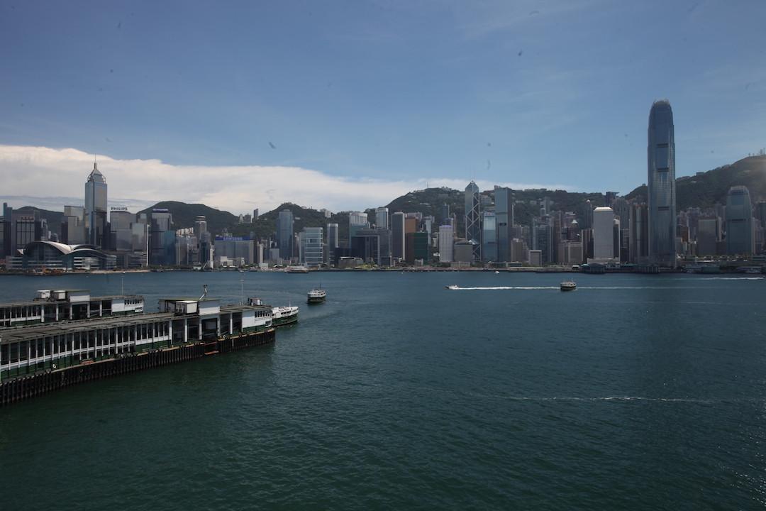 香港特別行政區在國際商業和金融的經驗,有非常長久的歷史。在支援一帶一路國際債券市場和公營信用評級機構發展,擁有強大的競爭優勢。(亞新社)