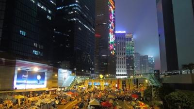 作者認為文革深層最關鍵的諸多要素遠沒可能重現於香港的「佔中」運動。(Pixabay)