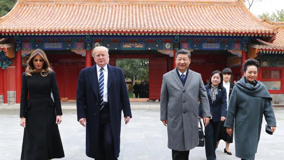 只要中國領導層不被美國迷惑,消除過往親美造成的制度、政策和文化偏差,就可重建中國永續的體制。(亞新社)