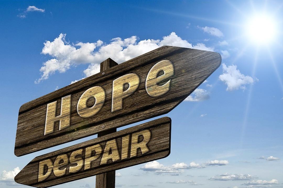 面對負面的事,與其憂慮,不如從正面的角度思考,總有辦法解決。(Pixabay)