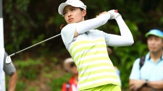美國女子職業高爾夫球巡迴賽 陳芷澄登上頂峰