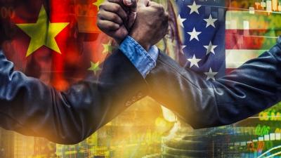 如果美國自己硬要碰一下刀口,我們也沒法阻止,只好狠狠的教訓她一頓。(Shutterstock)
