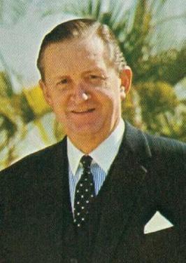 第25任香港總督麥理浩,1971至82年的十年任內,設立了廉政公署(Wikimedia Commons)