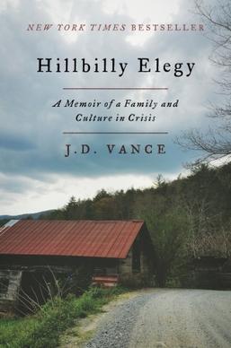 《Hillbilly Elegy》一書的故事,成為特朗普競選總統的策略。(Wikipedia Commons)