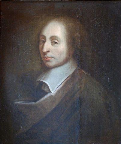 法國數學家帕斯卡在信仰上的神秘經歷後,他離開數學和物理學,專注於沉思和神學與哲學寫作。(Wikipedia Commons)
