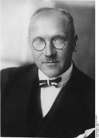 德國著名肺外科醫生Dr. Ferdinand Sauerbruch(Wikipedia Commons)