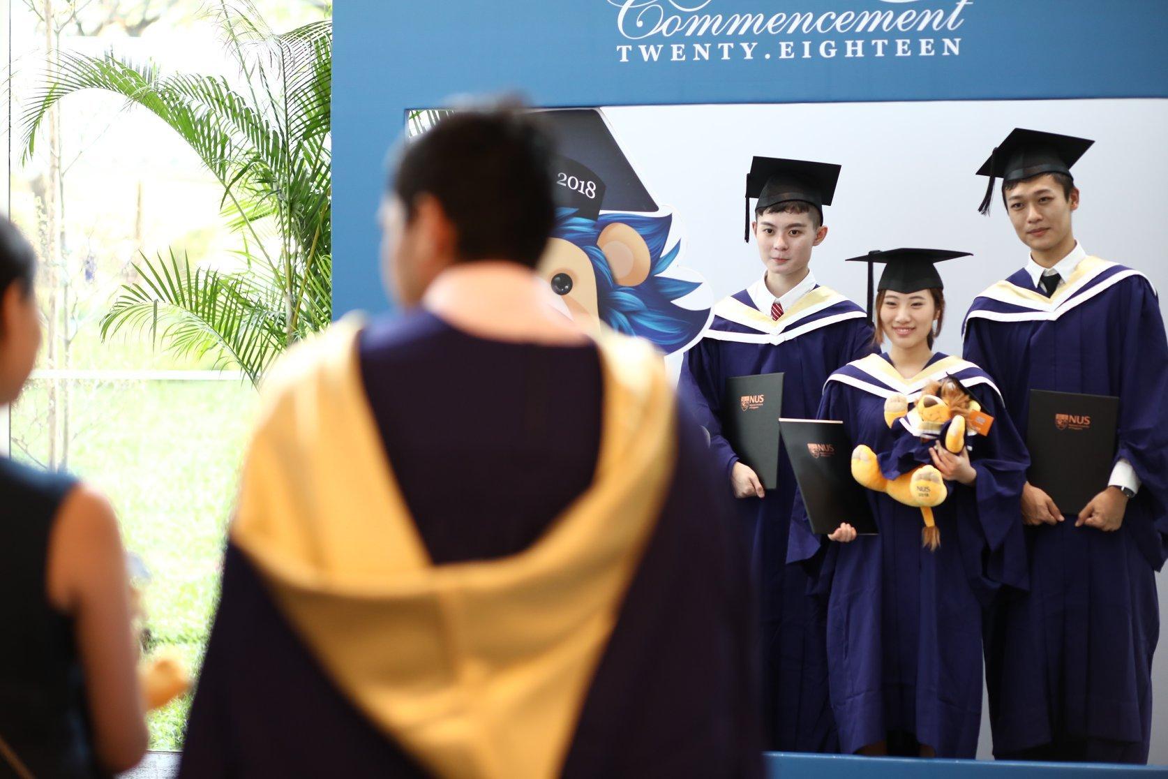 香港、新加坡的大學均面對工程學院收生困難的問題。(NUS Engineering Facebook)