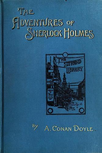 《福爾摩斯》是陳浩基的啟蒙書(Wikimedia Commons)