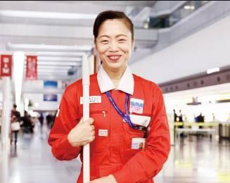 新津春子說:「擁有目標、每天努力、不論什麼工作都用心去做的人,就是專家。」(網絡圖片)